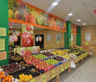 fruta el mercado de la fruta