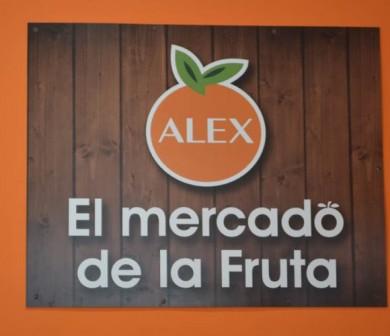 mercado de la fruta