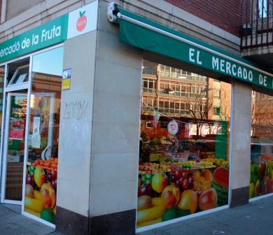 Trobajo Del Camino tienda de fruta
