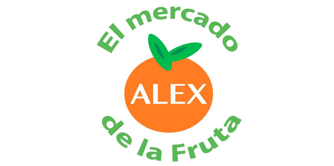 logo el mercado de la fruta