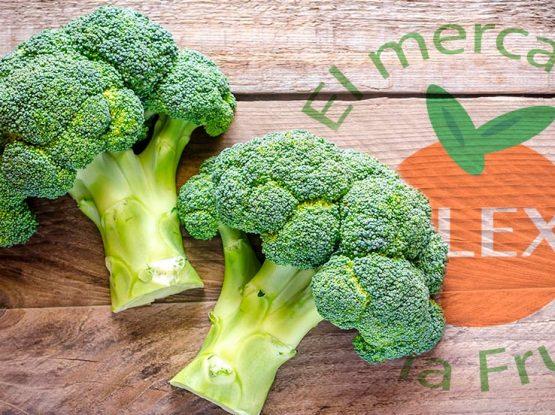 Comprar brócoli en León