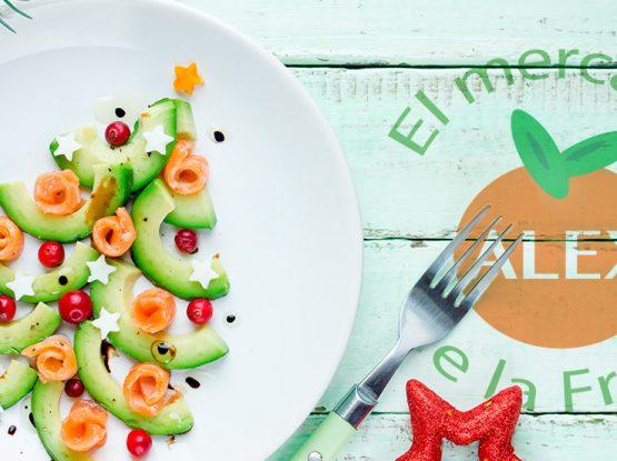 Recetas con verduras Navidad