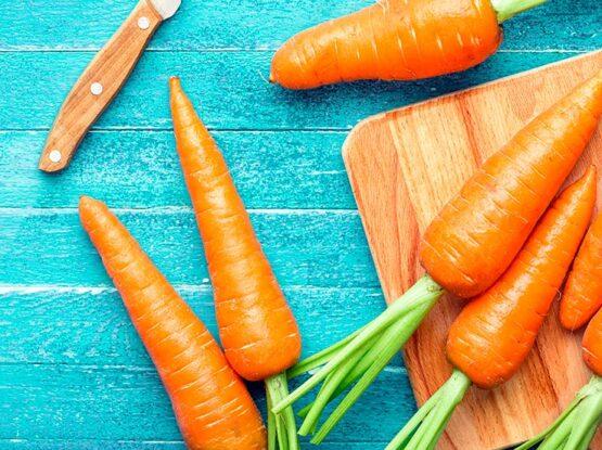 Comprar Zanahorias en León - El Mercado de la Fruta